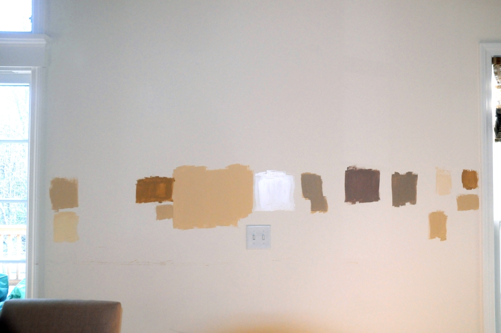 Testing Wall Color 101