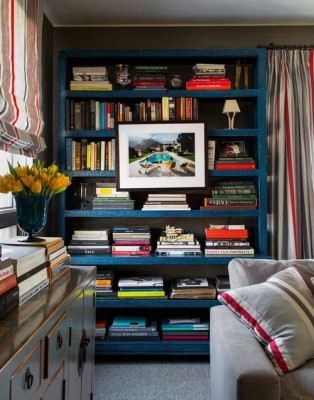 books add soul to a house