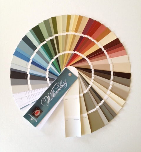BIG color news from Benjamin Moore and Brimfield