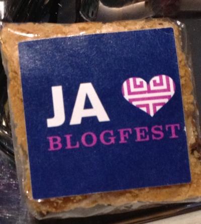 Kravet Blogfest NY (part one) and a Winner!