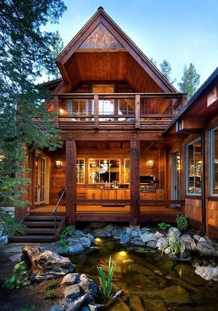 Vacation dream home?