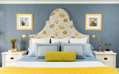 One Room Challenge week 6: My boutique hotel inspired master suite reveal