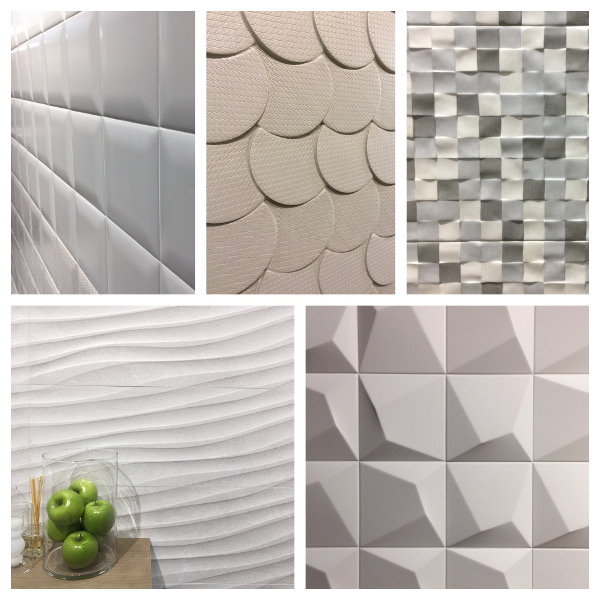 3-D tiles cevisma Spain