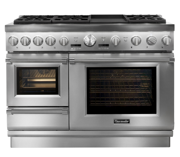 48-Inch Pro Grand Steam Range