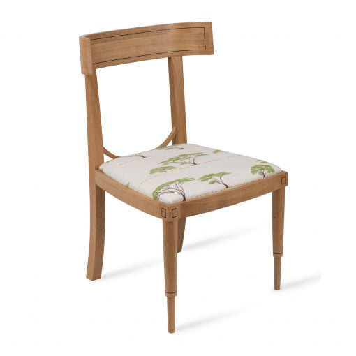 Aegean chair from mally Skok for Dowel Furniture