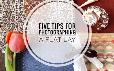 How to shoot a Flay Lay with the cell phone