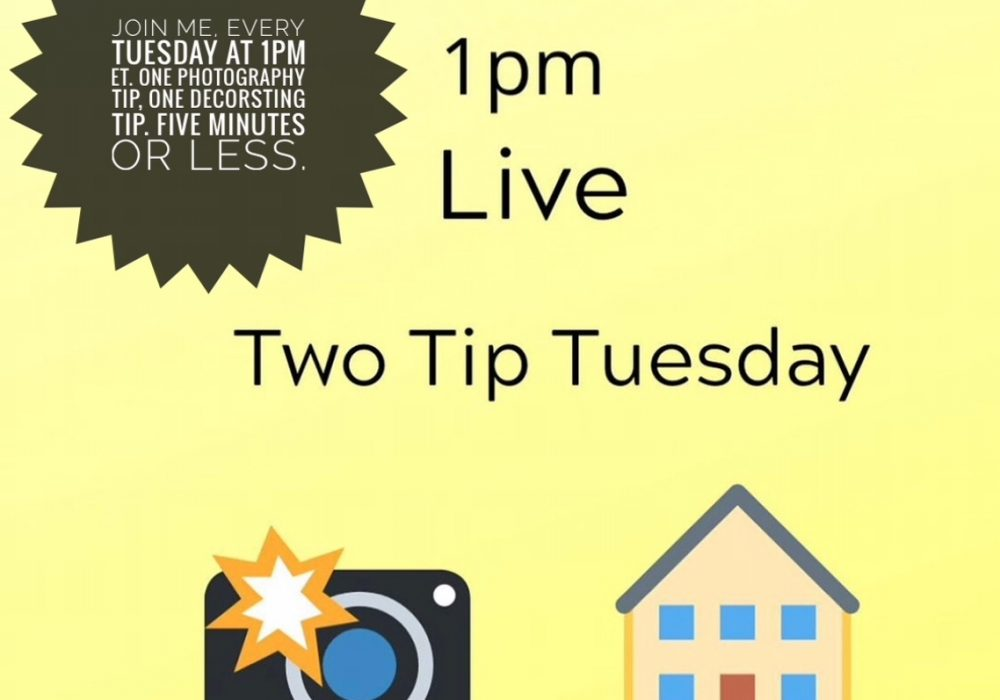 Two Tip Tuesday