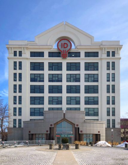 The Boston Innovation and Design Building: Boston Design Center