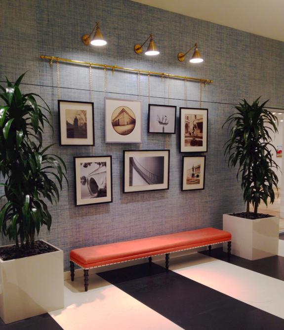Gallery Wall at BDC