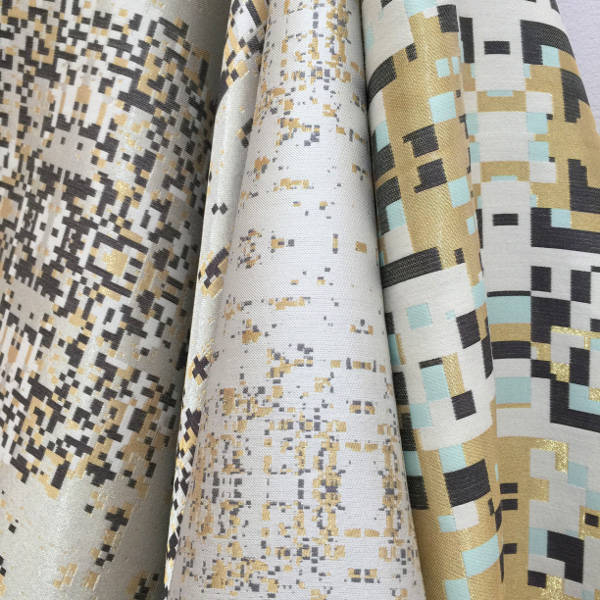 BeatWoven fabrics :Linda Holt Photo
