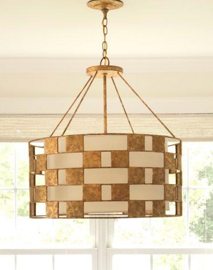 Currey Brownsea chandelier