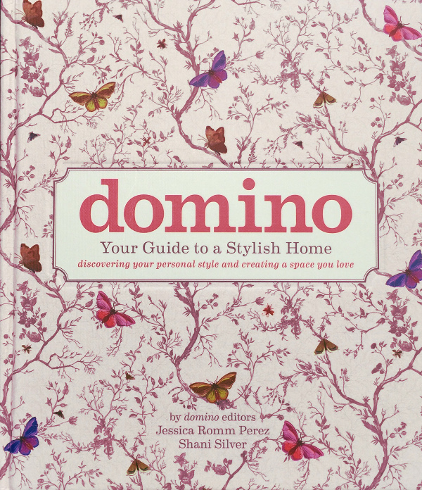 The new Domino book and a GIVEAWAY!