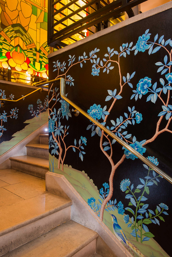 China Tang at the Dorchester: Photo from Fromental website