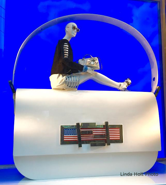 NYC Spring 2015 window displays