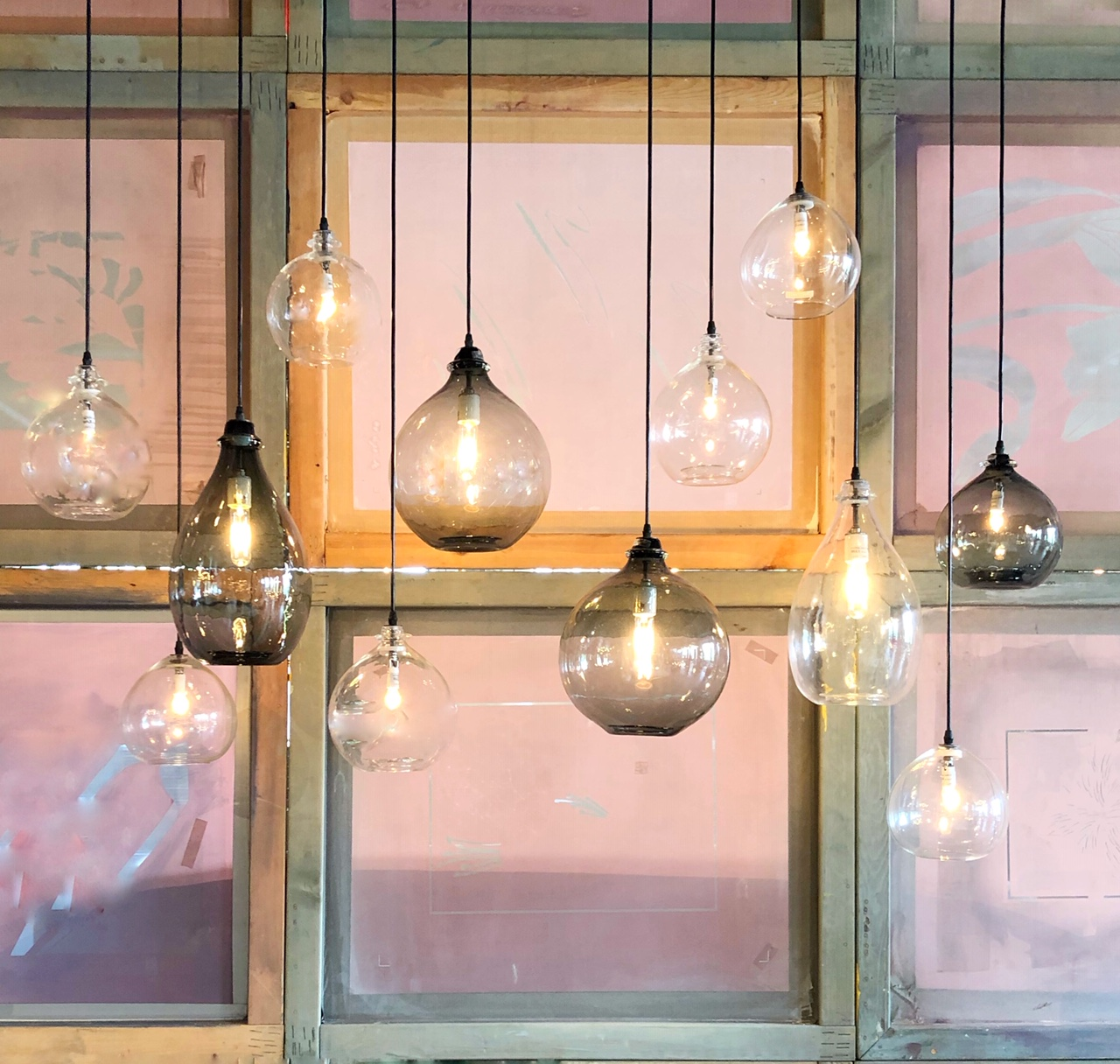bulb pendant lights
