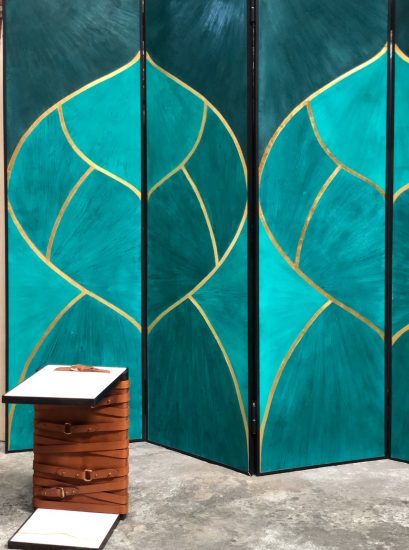 custom designed room divider screen