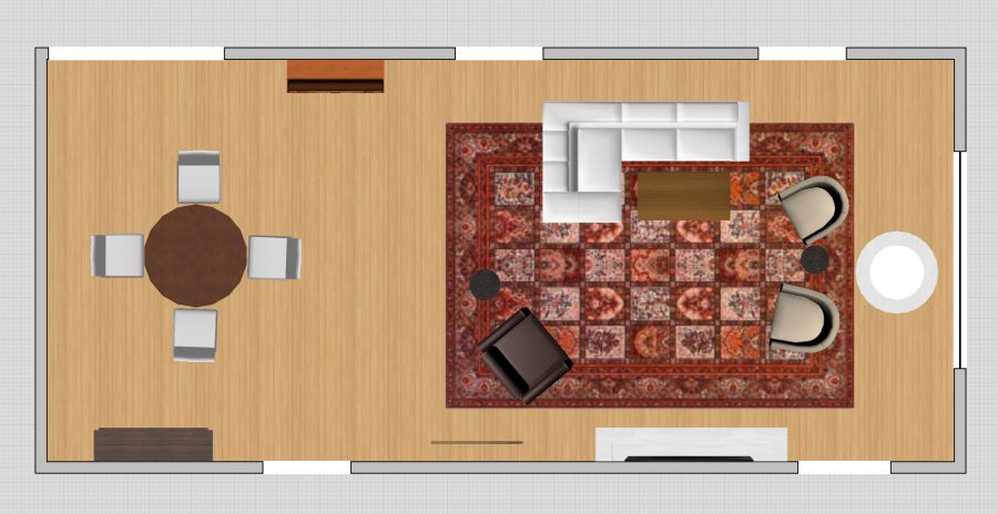 interior design VIp design day floor plan