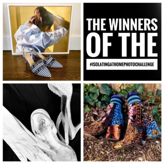 winning photos of shoes