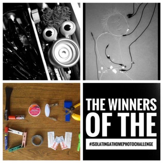 #winning photos using junk drawer items