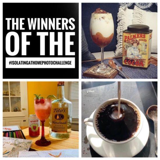 winning images of drinks