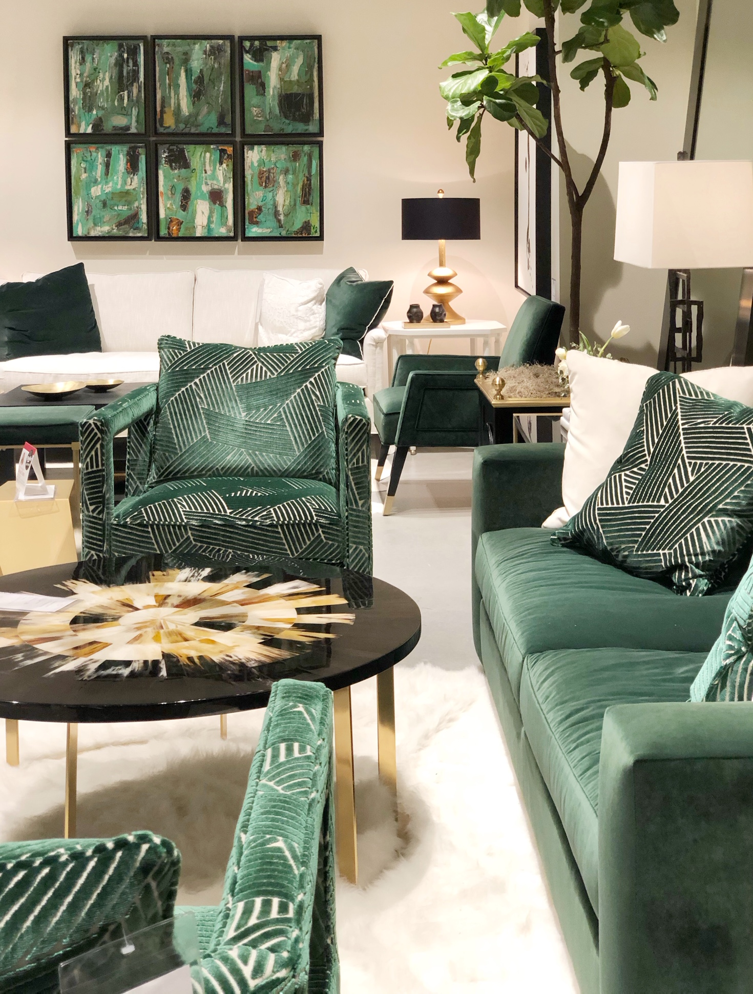 Color Trend Emerald Green