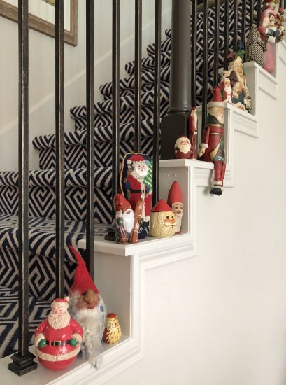 ideas for decorating for Christmas without a tree
