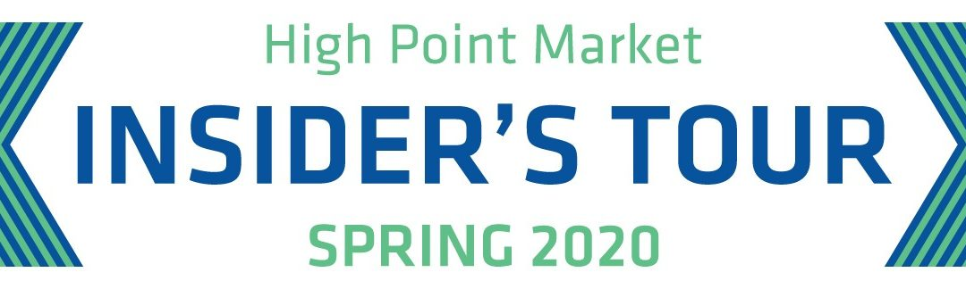 High Point Market Insiders Tour Spring 2020