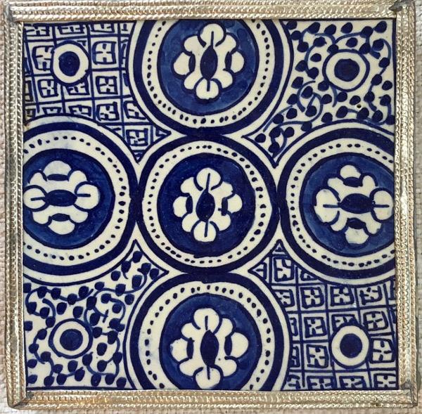 Moroccan trivet