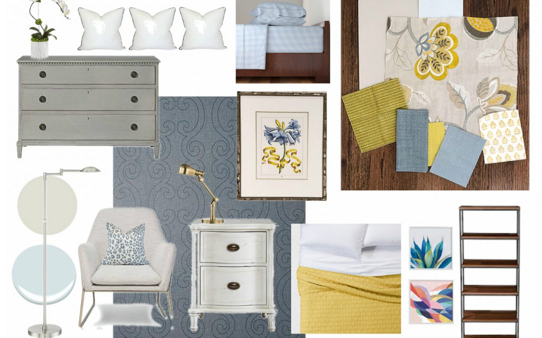 One room challenge week 5:  Master bedroom makeover