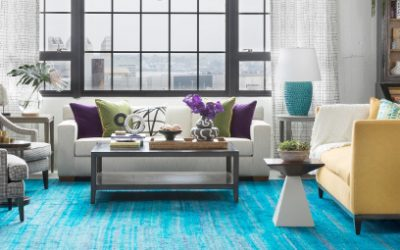 One Room Challenge Spring 2018: pied-a-terre reveal
