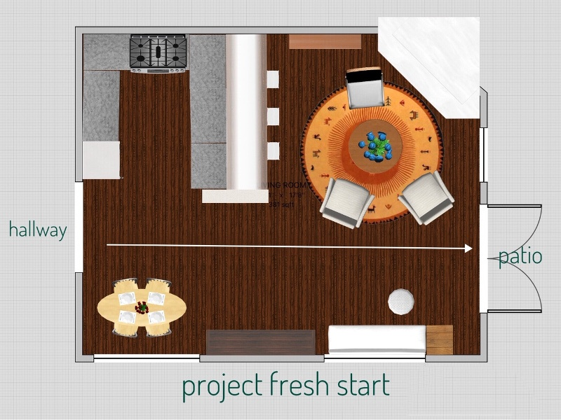 One Room Challenge Fall 2019 Week Two: Project Fresh Start