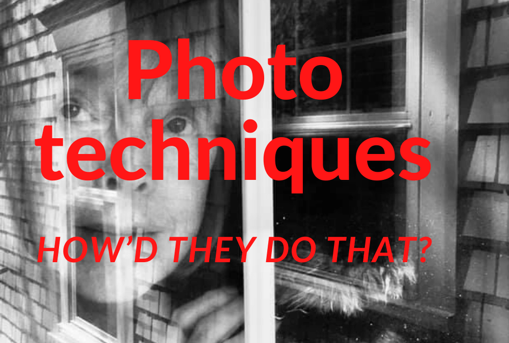 how to do photo techniques