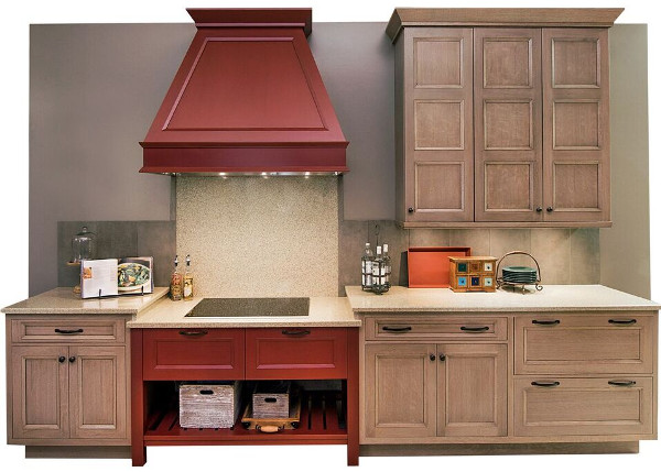 Woodmode Cabinetry: Beyond white