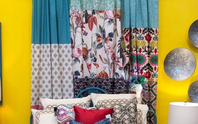 2019 color trends from High Point Furniture Market