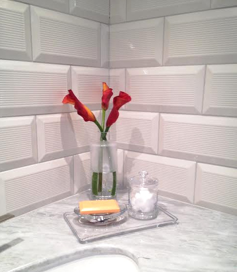 A.M. Stern collection subway tile