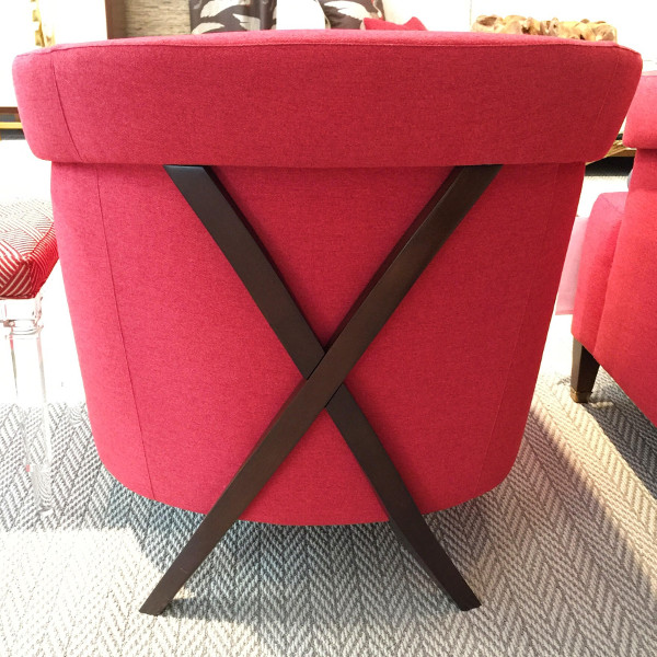 ambella chair.REd
