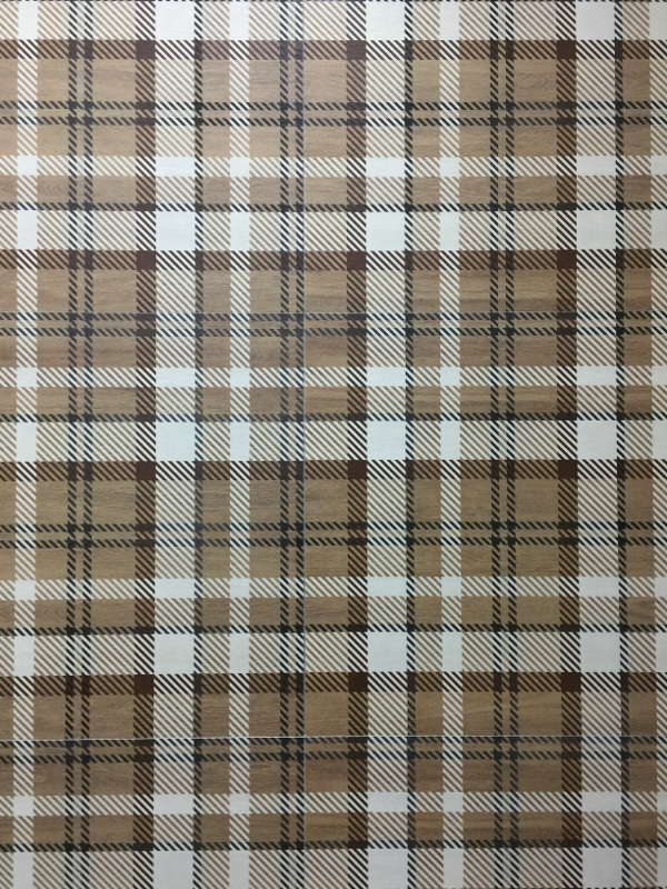 Plaid Tile trends