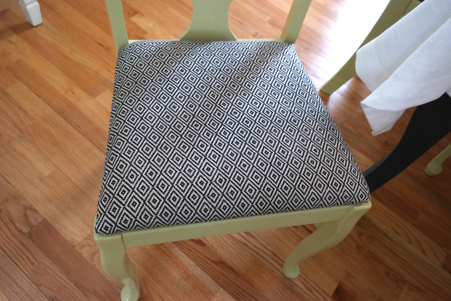 reupholster seat cushions