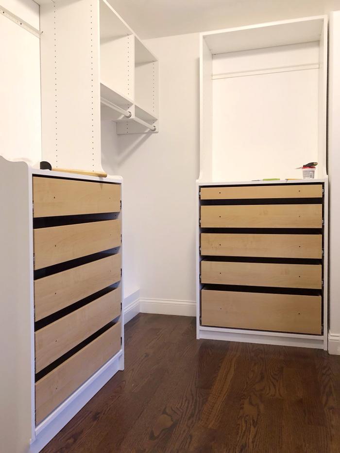 easy closet closet system