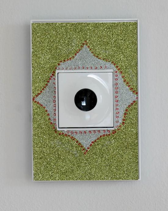 Adorne plate cover