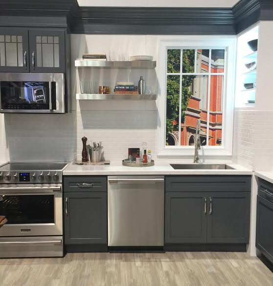 Color Trends From The Kitchen And Bath Show >> Visit Linda