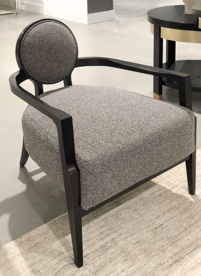 trends, pushing th boundaries in furniture design gray chair with small back