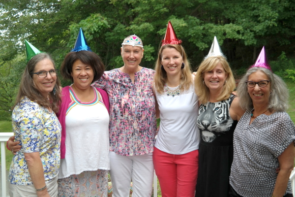 Friday's Photo: Gratitude, friends and a tiara