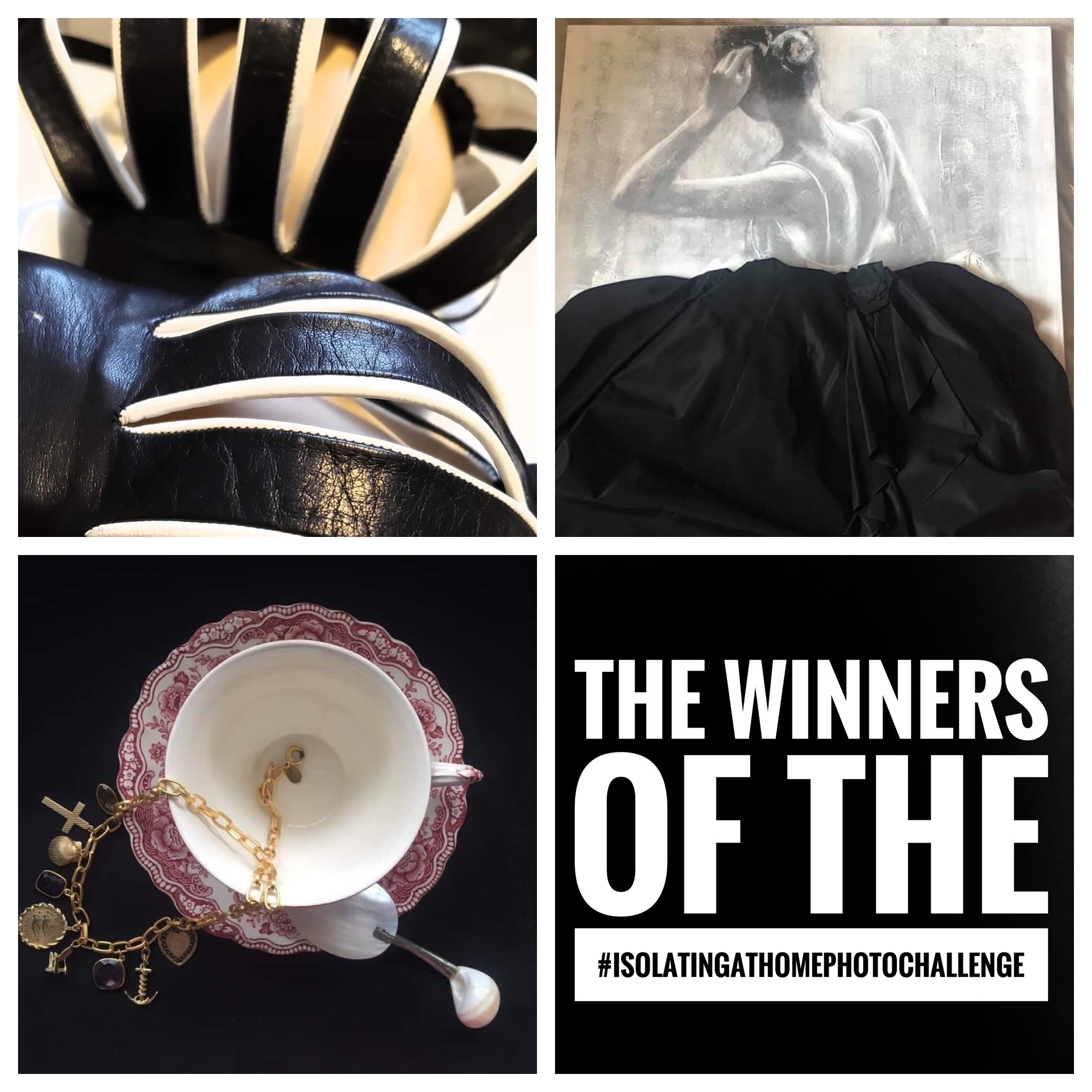 photo challenge: create a photo from an item of clothing or accessory
