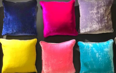 Color trends from High Point Market Spring 2018