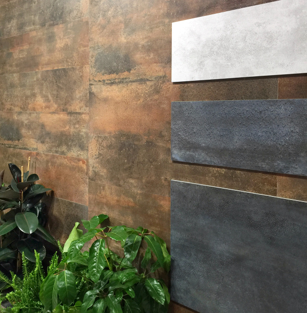 industrial look tile trends