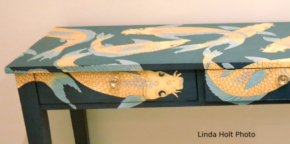 Carp console from Modern History