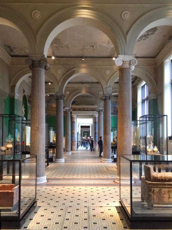Berlin art museum