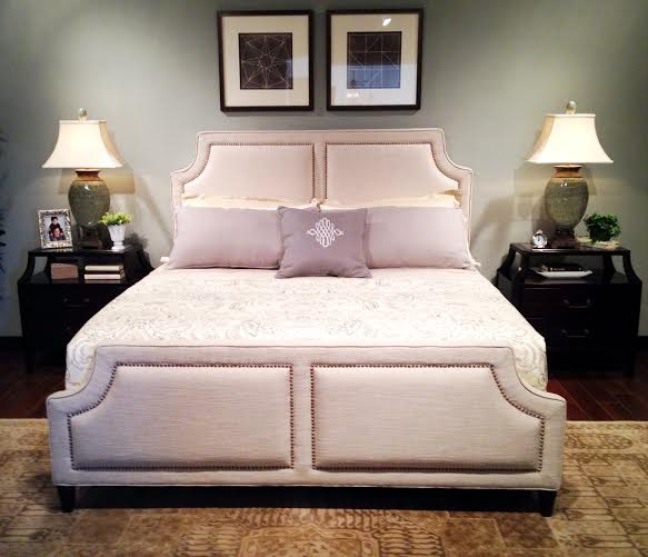 nailhead bed