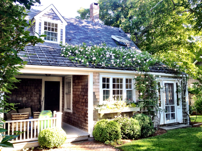 Our Nantucket rental: A decorator was here